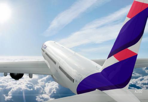 Logo von LATAM Airlines