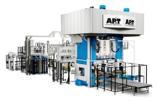 Logo von AP&T Automation, Pressen & Werkzeuge Vertriebs-GmbH