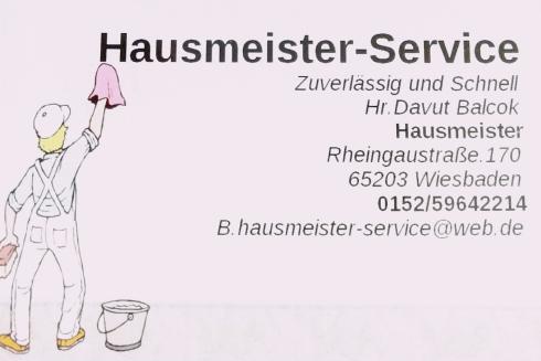 Hausmeister-Service Balcok