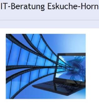 IT-Beratung Eskuche-Horn