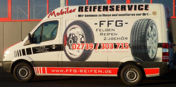 FFG Reifen Felgen Zubehör