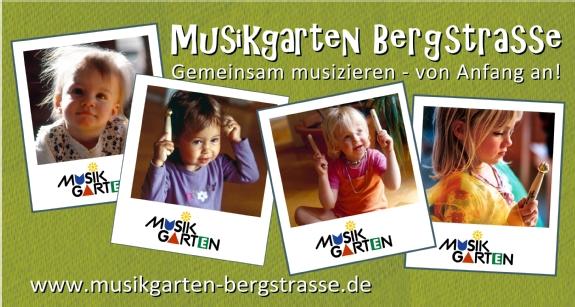 MUSIKGARTEN BERGSTRASSE