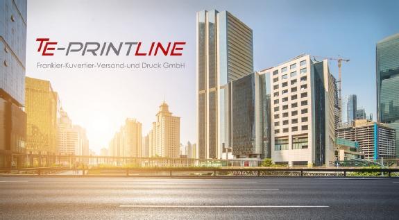 TE-Printline Frankier-, Kuvertier-, Versand- und Druck GmbH