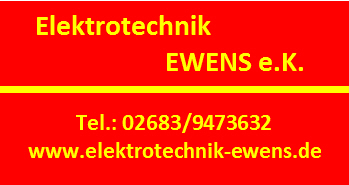 Elektrotechnik Ewens e.K.