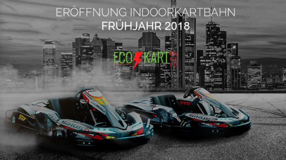 Eco Kart Frankfurt / Indoor Kartbahn & Eventlocation