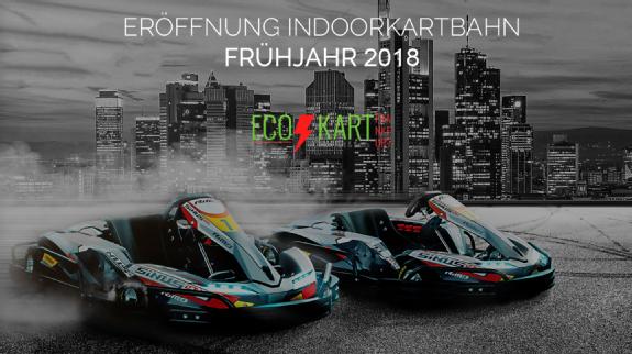 Eco Kart Frankfurt / Indoor Kartbahn & Eventlocation