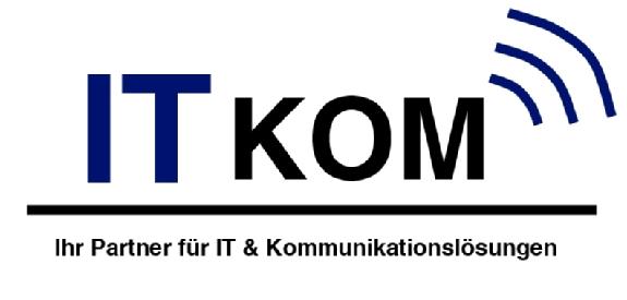 ITKOM IT- u. Kommunikation GmbH & Co. KG