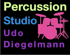 Percussion Studio Udo Diegelmann