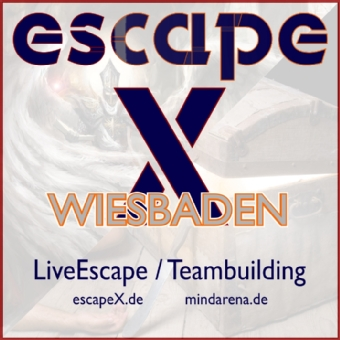 escapeX Wiesbaden