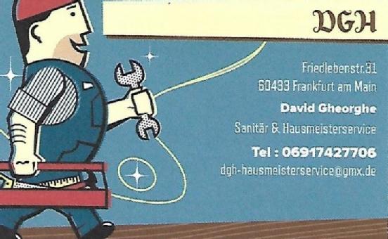 DGH-Hausmeisterservice