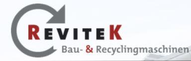Revitek Bau- und Recyclingmaschinen