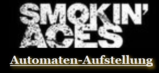 SmokinAces Automatenaufsteller