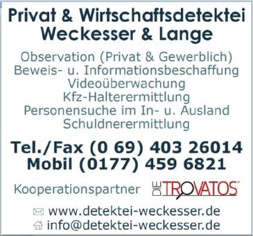 Weckesser & Lange