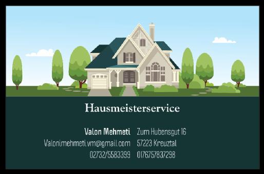 Hausmeisterservice Valon Mehmeti