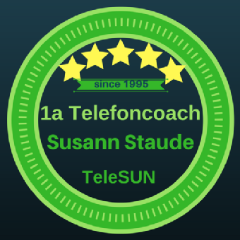 1aTelefoncoaching seit 1995 Susann Staude