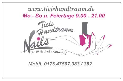Ticis Handtraum