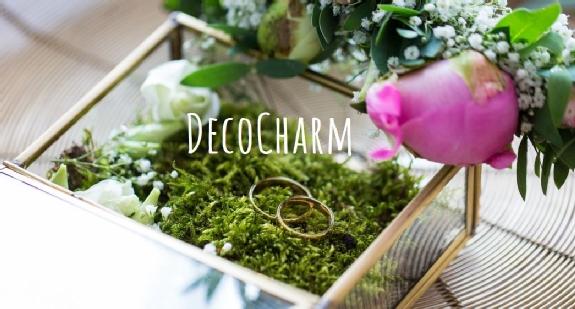 DecoCharm - Dekoration mit Liebe zum Detail