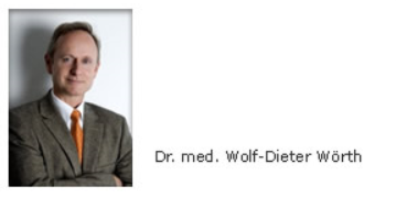Dr. med. Wolf-Dieter Wörth