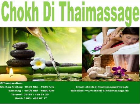 Chokh di Thaimassage