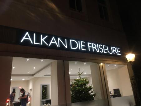 Alkan Die Friseure