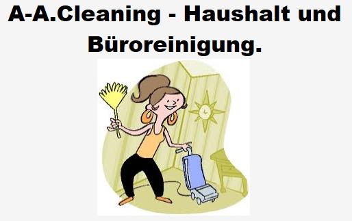 A-A.Cleaning - Haushalt und Büroreinigung