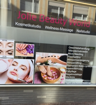 Logo von Jolie Beauty World