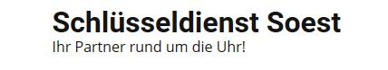 Schlüsseldienst Soest Winkler