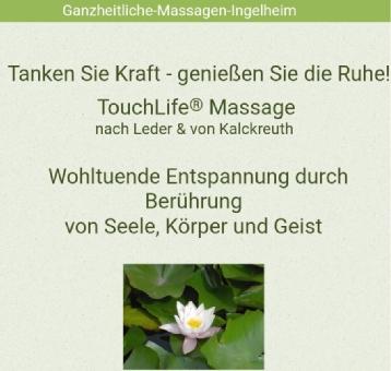 Privatpraxis für ganzheitliche Massagen
