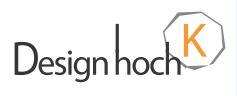 Design hoch K