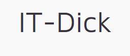 IT Dienstleistungen Dick