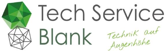 Tech Service Blank