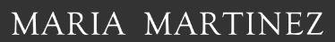 Logo von Maria Martinez GbR