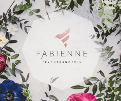 Logo von Event-/Hochzeitssängerin Fabienne