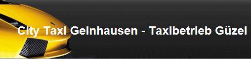 City Taxi Gelnhausen