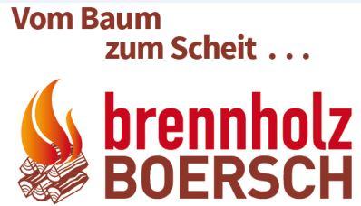 Logo von brennholz BOERSCH