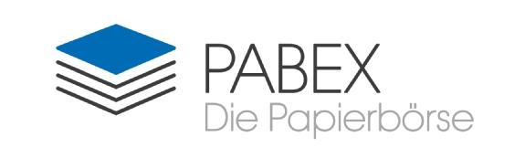 Logo von PABEX | Die Papierbörse | Inh. Daniel Jelic