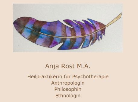 Logo von Rost Anja Heilpraktikerin für Psychotherapie