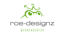 Logo von roe-designz Werbeagentur