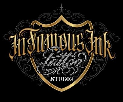 Logo von Infamous. Ink Tattoo Shop