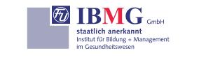Logo von IBMG GmbH Institut f. Bildung + Management im Gesundheitswesen