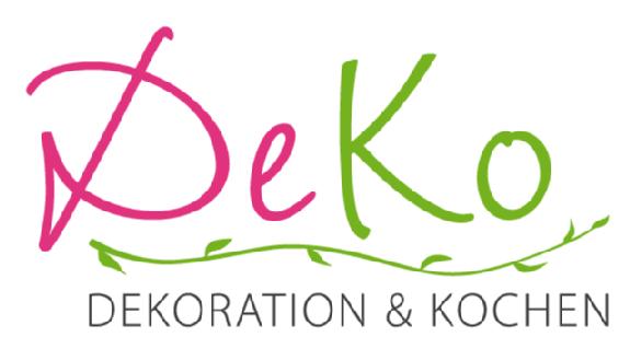 Logo von Dekoration und Kochen