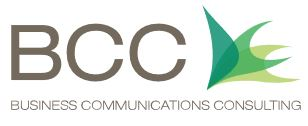 Logo von BCC Business Communications Consulting GmbH