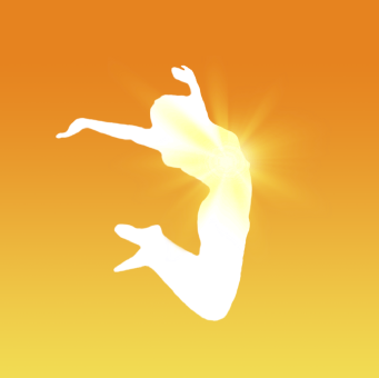 Logo von Leichtigkeit & Lebensfreude - Julia Krinke - Praxis für ganzeitliches Wohlbefinden