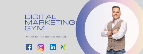 Logo von Digital Marketing Gym