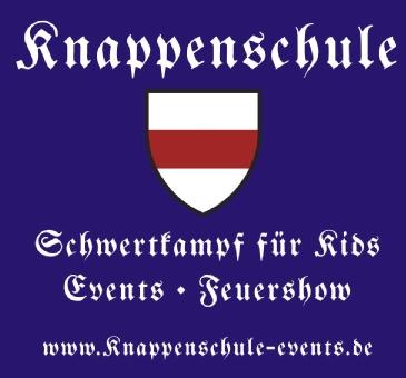 Logo von Knappenschule - Schwertkampf für Kids
