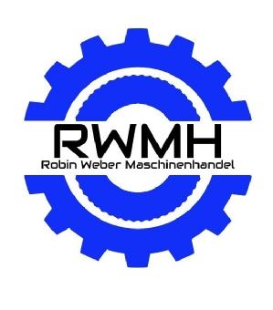 Logo von RWMH - Robin Weber Maschinenhandel