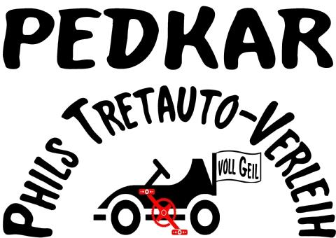 Logo von Pedkar - Phils Tretautoverleih