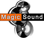Logo von Magic Sound Schallplatten Online-Shop