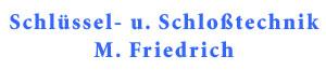 M. Friedrich Schlüsseldienst
