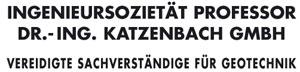 Ingenieursozietät Professor Dr.-Ing. Katzenbach GmbH